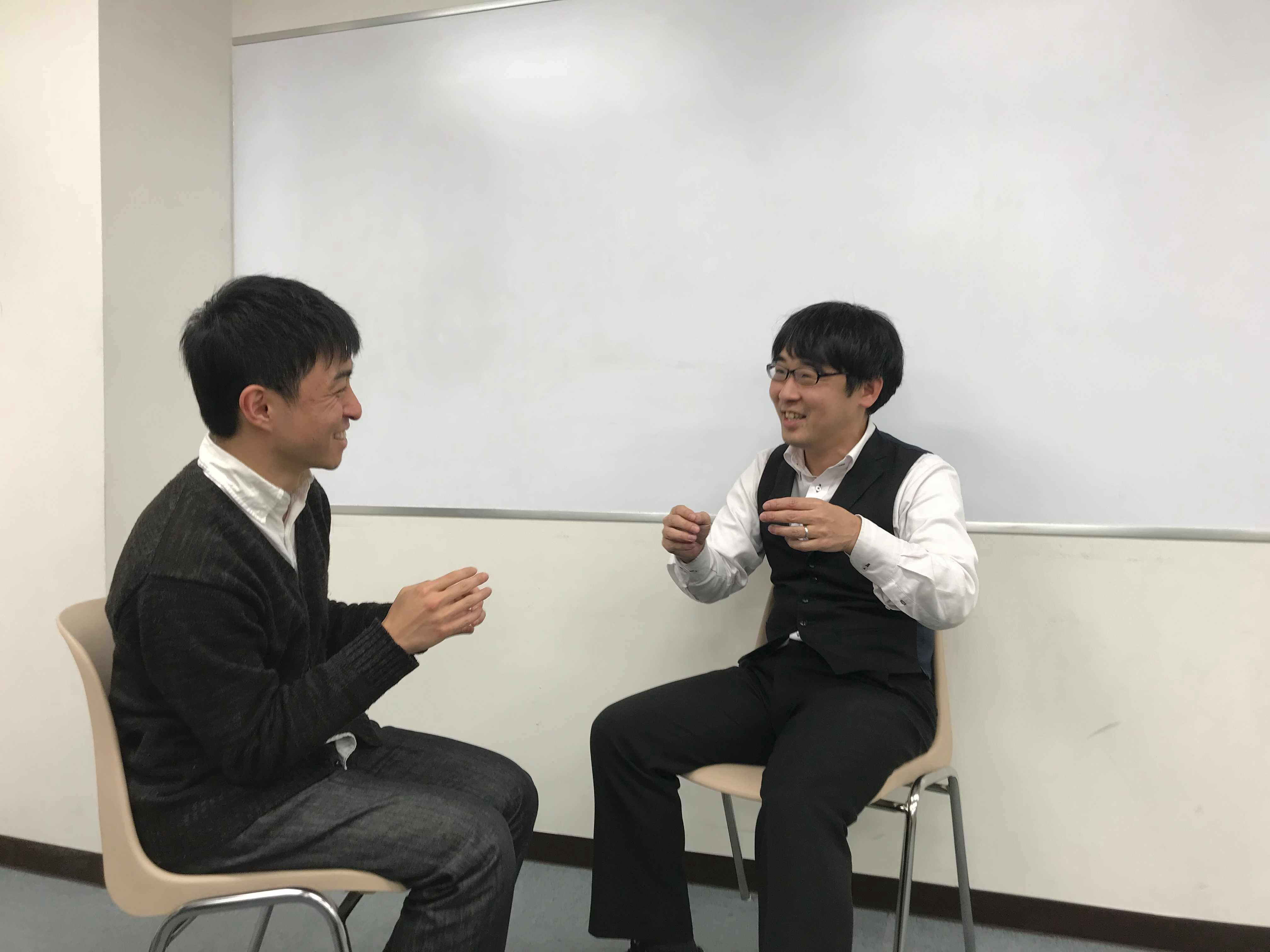 傾聴講座 町田 第1期1日目(感想文4)